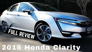 2018 Honda Clarity Touring - First Look & Full Review