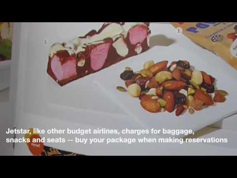 Fly Budget Jetstar Airways A320 Economy Sydney-Cairns, Australia