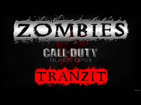 Black Ops 2 | ZOMBIES on TRANZIT
