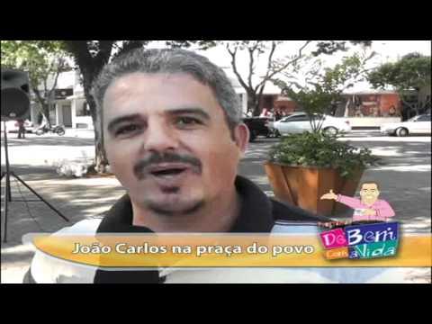 JOÃO CARLOS NA PRAÇA DO POVO GRAVADO EM 22/05/2012