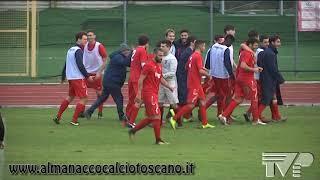 Promozione Girone A Athletic Calenzano-Quarrata 3-0