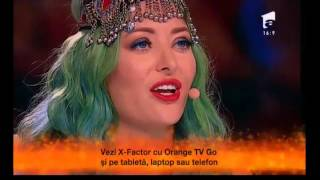 BRAIN BAND - X FACTOR ROMANIA - HIT THE ROAD JACK