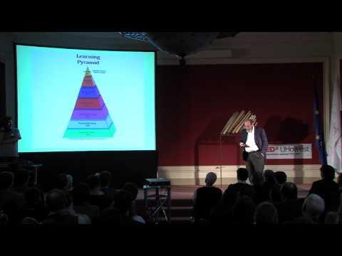 TEDxUHowest - Bernard Lietaer - Crisis as opportunity. Next steps.