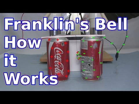 Franklin's Bell - How it Works