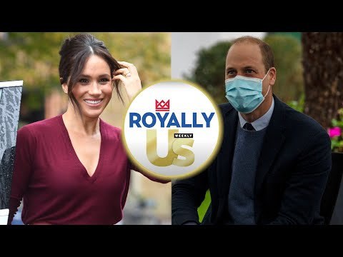 Prince William's Covid-19 Battle, Meghan's Trial Postponed, The Queen to Step Down? - Royally Us