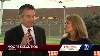 Carey Dean Moore First News Execution Coverage -- Segment 5
