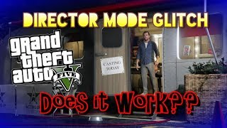 GTA V ONLINE * SOLO MONEY GLITCH * DM * PS4 test