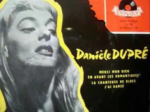 Daniele Dupré / merci mon dieu (Cur) & en avant les romantiques / 1957