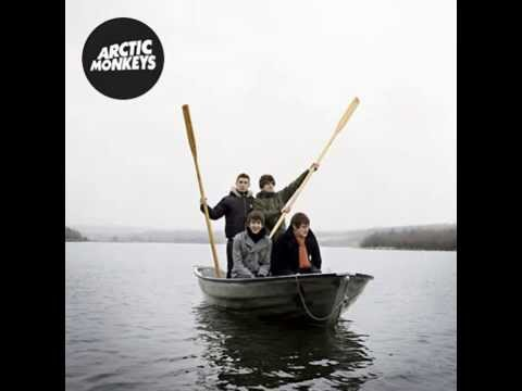 Arctic Monkeys  Crying Lightning  Straighten The Rudder
