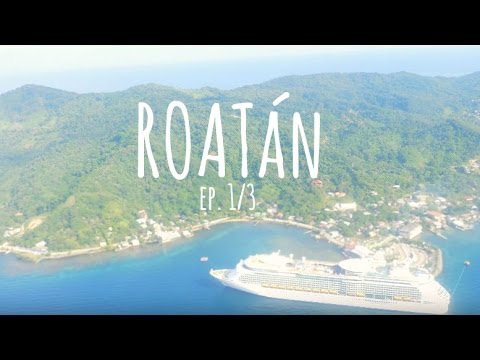 Roatan, Honduras - Ep. 1: Punta Gorda - La Cooquette Travels