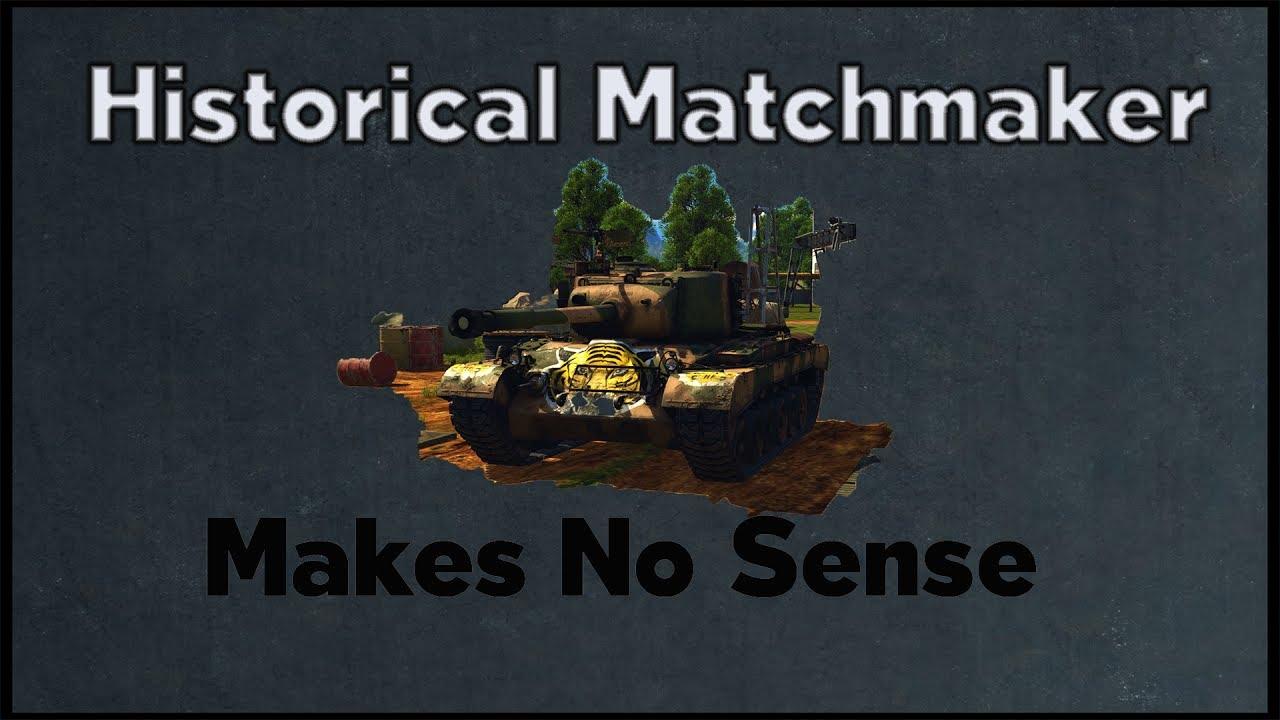 War thunder stupid matchmaking