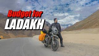 BUDGET FOR LEH LADAKH RIDE 2018   PP VLOGS   How Much Money I Spend on Ladakh Ride