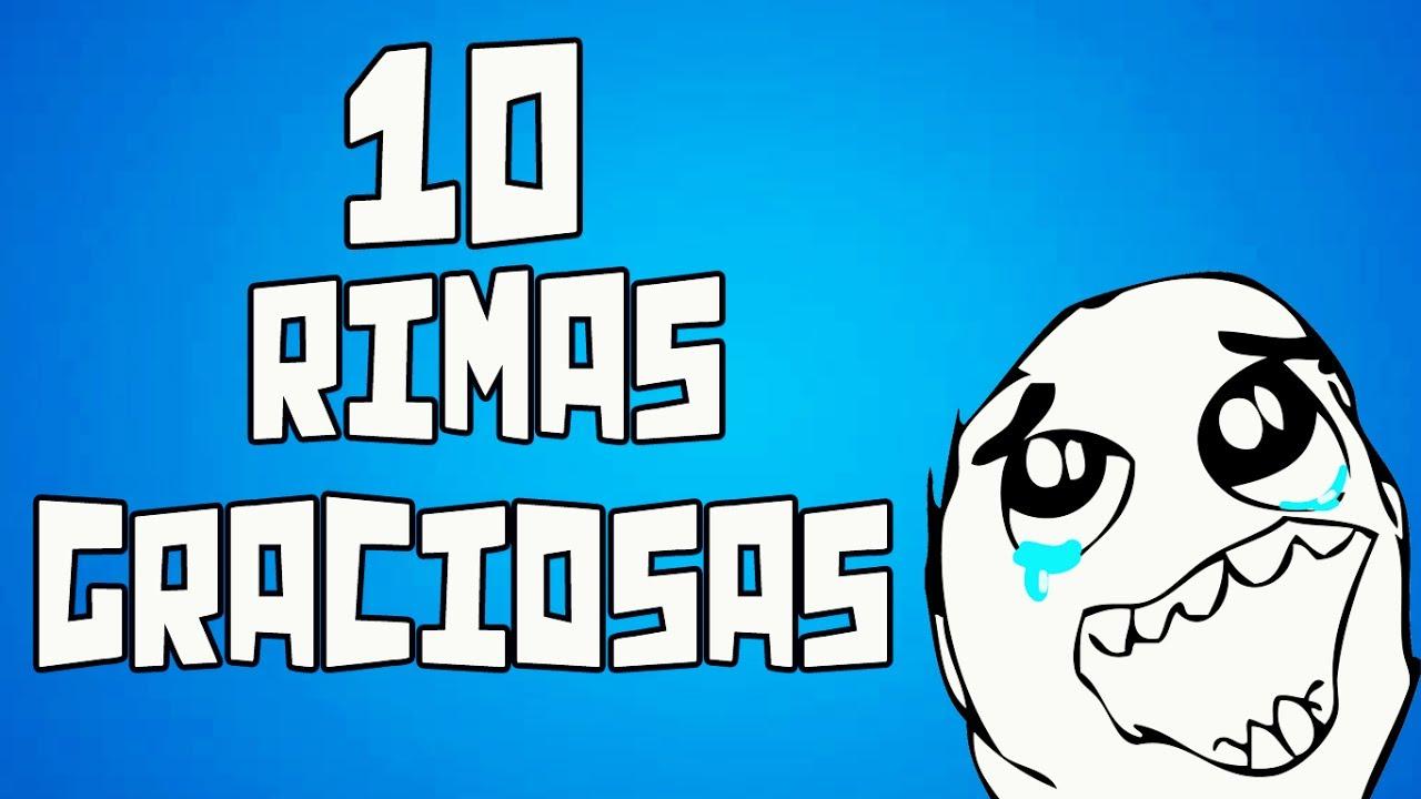 10 Rimas graciosas #2