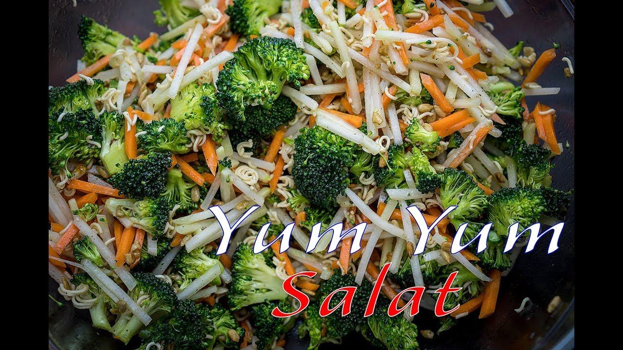 Yumyum Salat Youtube