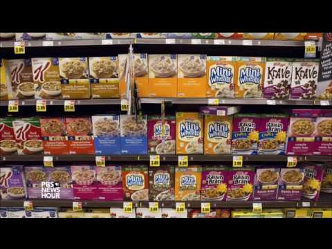New food labels to emphasize calories, amount of 'added sugar'