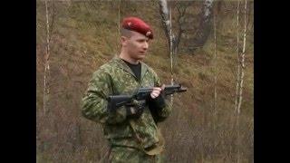 Армейский рукопашный бой c Павлом Способовым