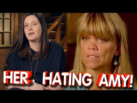 Tori Roloff Claps Back At Troll Accusing Her Of HATING Amy! - LPBW - TLC Shows