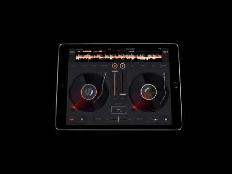 Discover the new music library of edjing Mix iOS