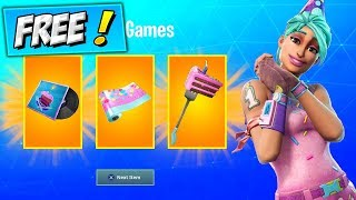 How To Get FREE 2nd BIRTHDAY REWARDS (RELEASE DATE) Fortnite Birthday 2 Event CHALLENGES & Skin?
