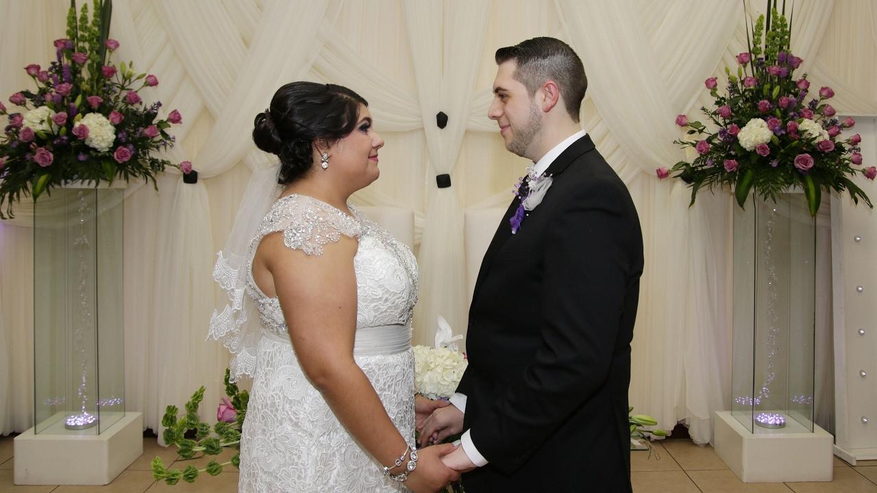 Alberto & Maria's Wedding Day