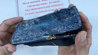 Restore Oppo Reno 2f fell from 3rth floor | Destroyed Phone Restoration | Rebuild Broken Phone