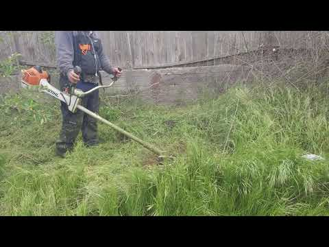 Stihl fs 560 easy work  for this machine
