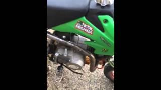 Dirt bike/pit bike 140 yx