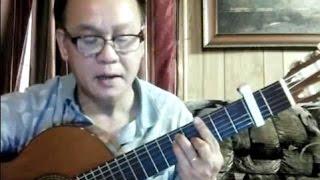 Mười Năm Yêu Em (Trầm Tử Thiêng) - Guitar Cover by Bao Hoang