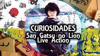 Sangatsu no Lion Live Action Assista esse Live Action muito bom!!!