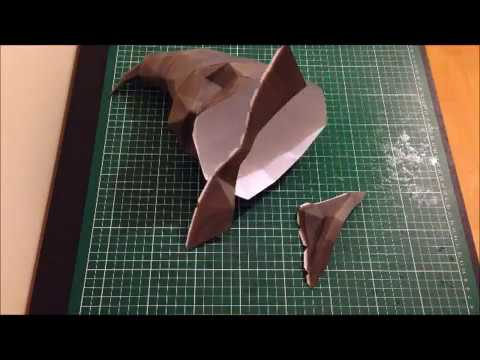 Papercraft HARRY POTTER THE SORTING HAT STOP MOTION PAPERCRAFT - SCOUZY