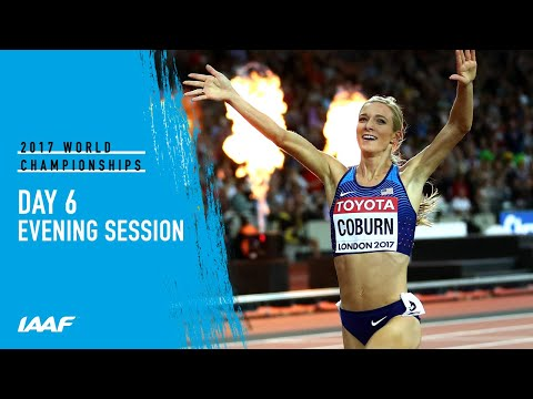 IAAF World Championships London 2017 Live Stream - Day 8 - Evening Session
