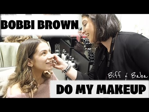 BOBBI BROWN DO MY MAKE UP VLOG | SKINCARE TIPS & TRICKS FROM THE PROS | UNBOXING – Biff & Baba