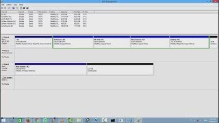 How to Allocate the Unallocated space in hard drive and then merge it into already allocated drive