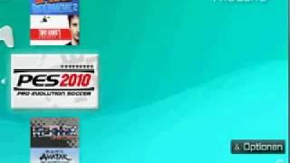 My PSP (8GB) Homebrews & Games