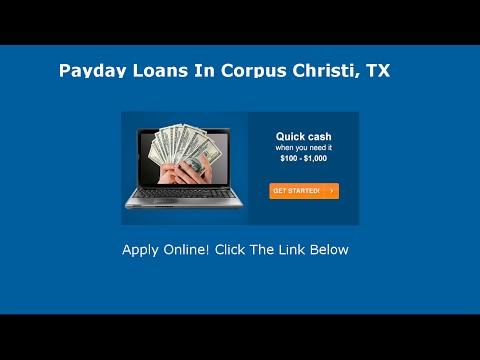 Payday Loans Corpus Christi, TX   Online Cash Advance