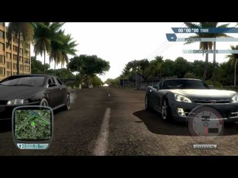 Test Drive Unlimited HD (PC)