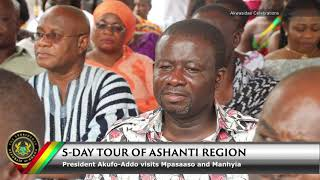 Day 3: 5-Day Tour of the Ashanti Region