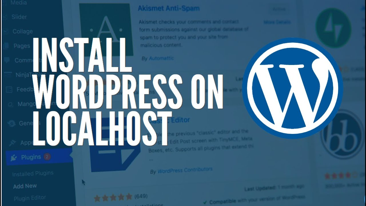 Photo of How to Install WordPress on Localhost using XAMPP [Hindi]