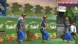 dance performance in banma fulyo fulai ful remix