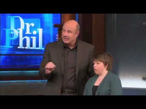 "Dr. Phil talks with ""The Girl in the Closet"""