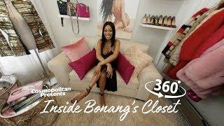 Inside Bonang s Closet 360 Tour Cover Stars Cosmopolitan SA