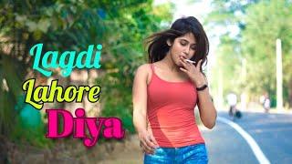 LAGDI LAHORE DI || Cute Love Story || Guru Randhawa ||Brightvision