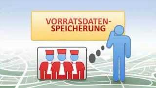 Verdachtsfrei - Anlasslos - Nutzlos: Vorratsdatenspeicherung 2012