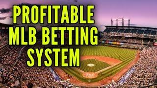 Profitable MLB Betting System