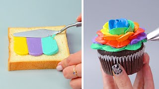 Best Ever Rainbow Cake Recipes For Everyone  So Yummy Dessert Tutorials You Need To Try Today!