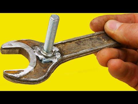 Мало кто знает секрет гаечного ключа!