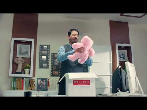 ST COURIER Advertisement - Heart Touching New Ad