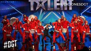 Yucahu le puso mambo a Bella Ciao | Dominicana´s Got Talent...