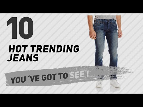 True Religion Jeans Men, Top 10 Collection // New & Popular 2017
