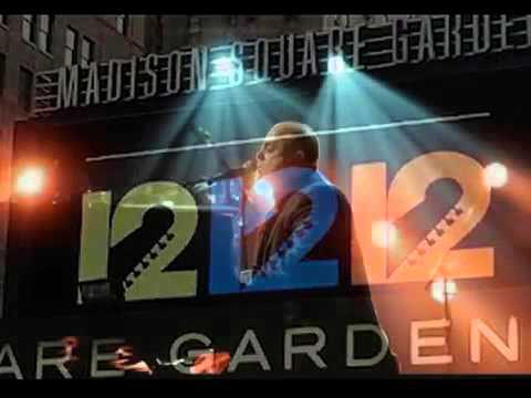 Billy Joel  121212 Concert for Hurricane Sandy Relief